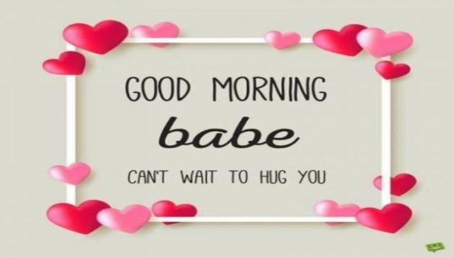 Romantic Good Morning Text For Her