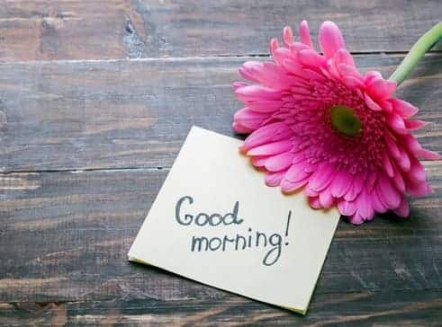 funny good morning messages for friends