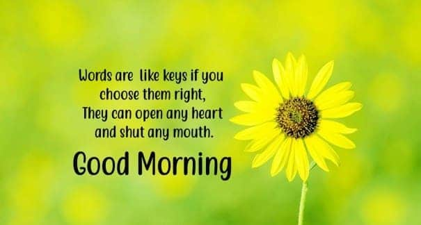 Good Morning Message To Make Her Smile