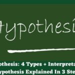 Hypothesis: 4 Types + Interpretation Hypothesis Explained In 3 Steps